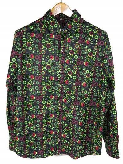 Man Shirt Vintage Green...