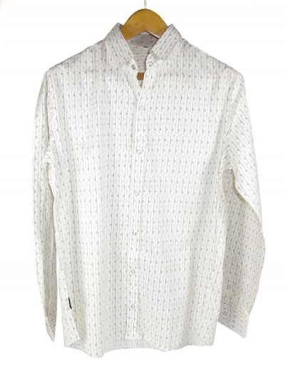 White Shirt Japanese Style...