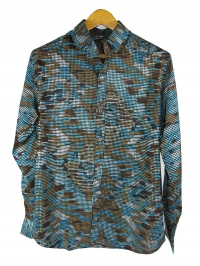 Shirt Man in Camouflage...