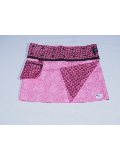 Skirt Reversible Zip...