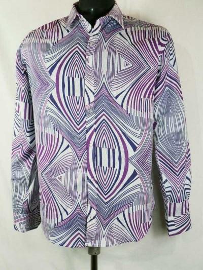 Shirt Retro Psychedelic...