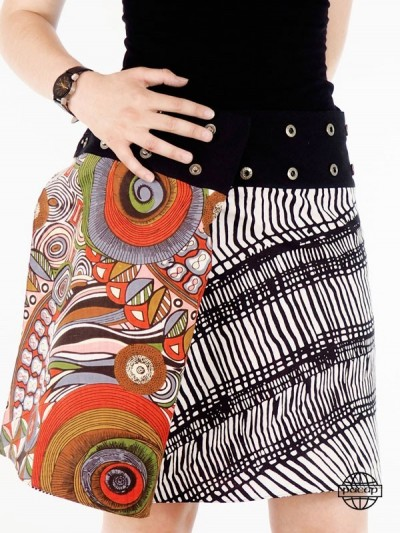Belted Skirt - Available in...