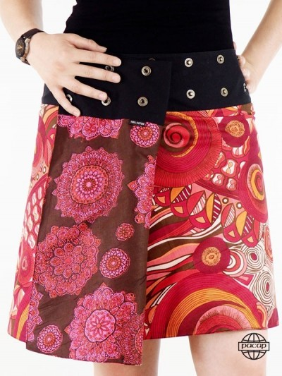 Skirt Red High Size Cup...