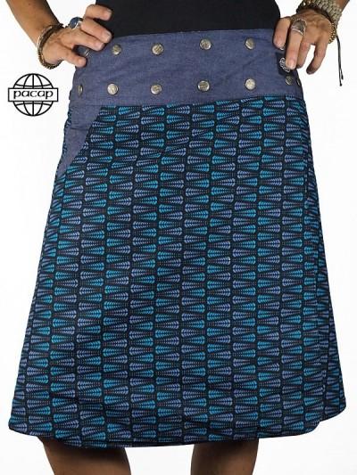 Skirt Wallet Jean...
