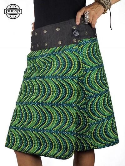 Reversible Jean Skirt...