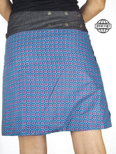 Right Skirt Reversible and...