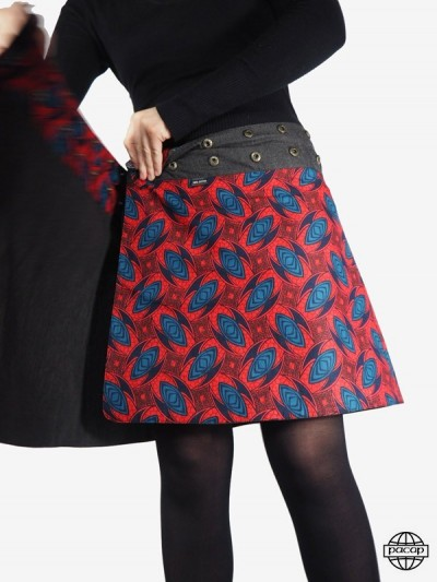 "Skirt Emuted ""3 Lengths""..."