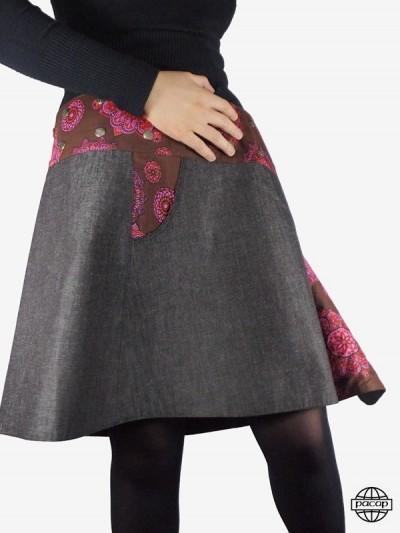 """Reversible Skirt """"3..."""