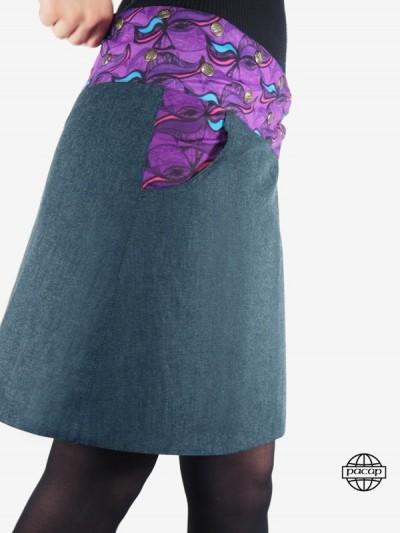 "Skirt Woman ""3 Lengths""..."