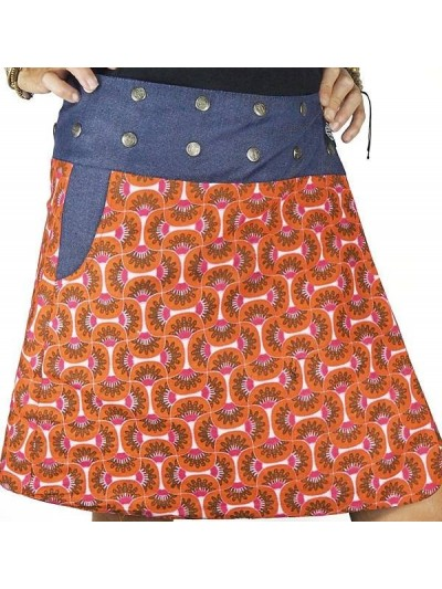 Skirt Jeans Woman Forte...
