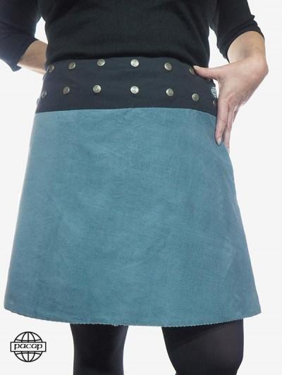 "Skirt ""Midi"" Trapèze..."