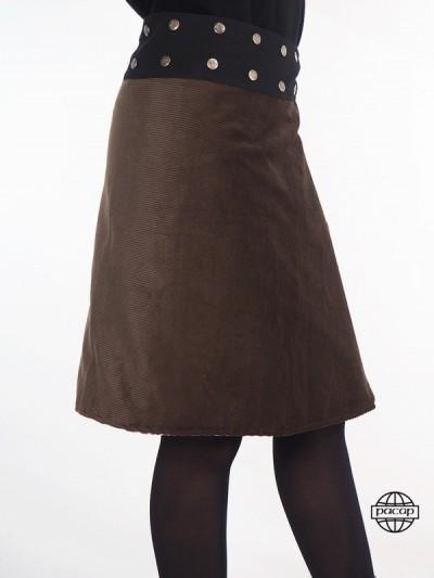 "Skirt ""Midi"" Large Size..."