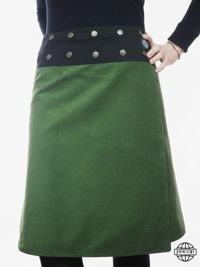 Winter Skirt Blue Portfolio...