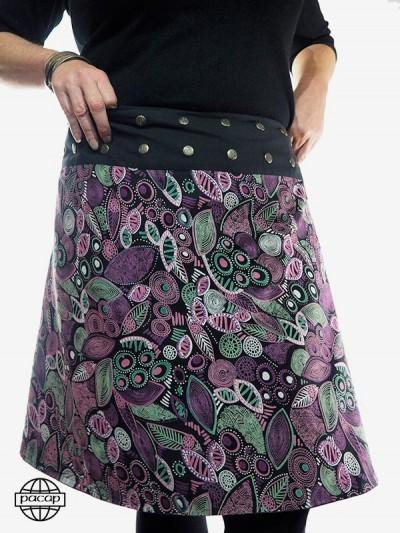"Reversible skirt ""Midi""..."