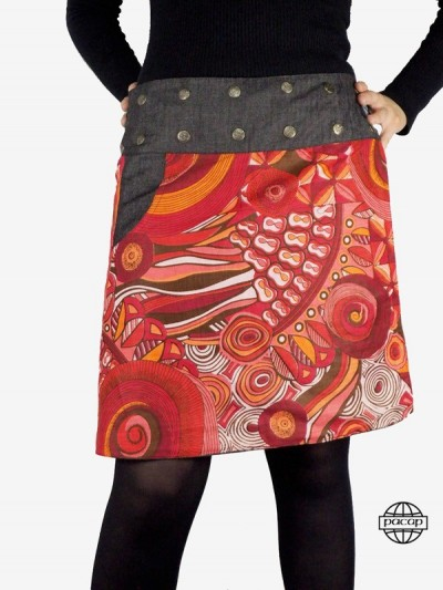 Skirt Woman Ronde in...