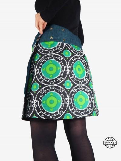Skirt Woman Forte Impressed...
