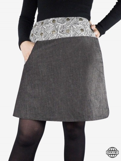 "Skirt ""2 Lengths"" XXL..."