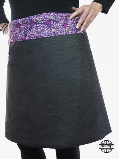 "Skirt ""Long"" Woman Ronde..."