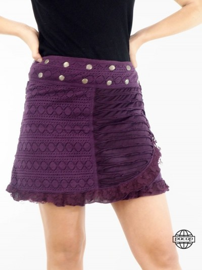 Trapeze Skirt Tulle...