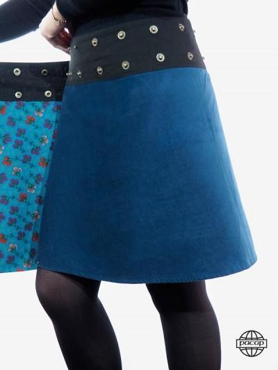 Skirt Velvet Keystone Cup...