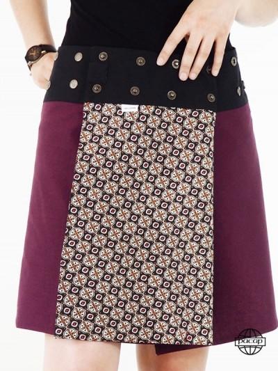 Buttoned Skirt Summer 2 in...