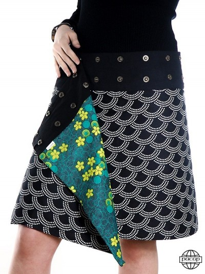 "Asymmetric Skirt ""3..."