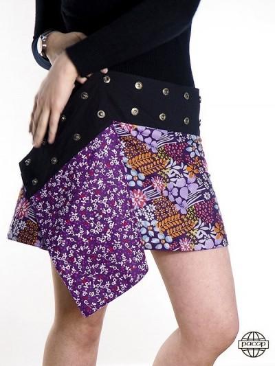 Skirt Woman Boutonée...