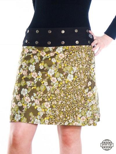 Green Skirt Size Reversible...