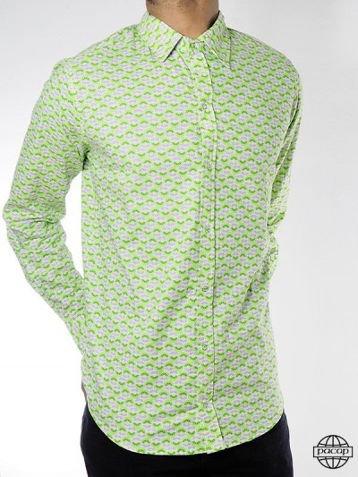 Shirt Original Green Man...