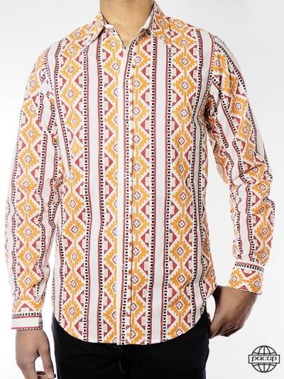 Shirt Aztec Ethnic Vintage...