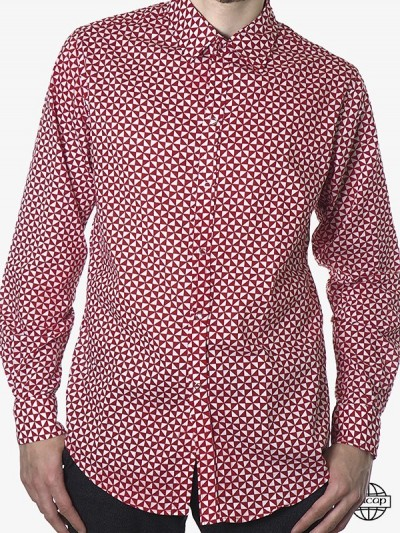 Cotton Shirt Original Red...