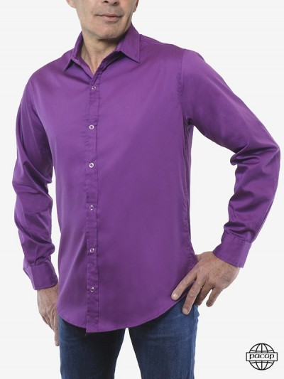Man United Shirt Violet...