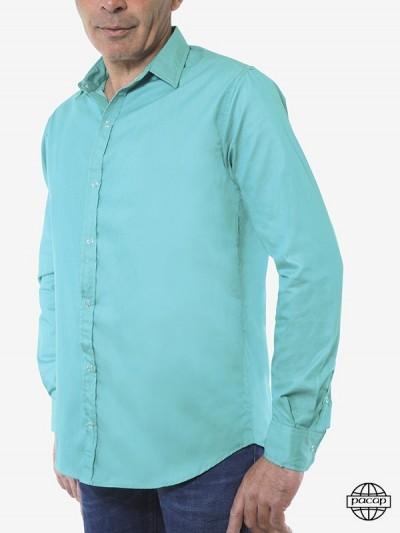 Shirt Man Classic Blue - PABLO