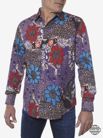 Man Hawaiian Shirt...