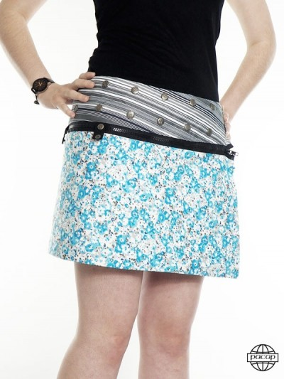 """Zip Skirt """"Mid-Thigh"""" PACAP..."""