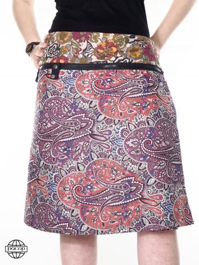 """Zip Skirt """"Long"""" Midseason..."""