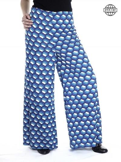 Pantalon Bleu de Yoga...