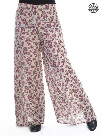 Pantalon Yoga Ouvert-SAGAMI