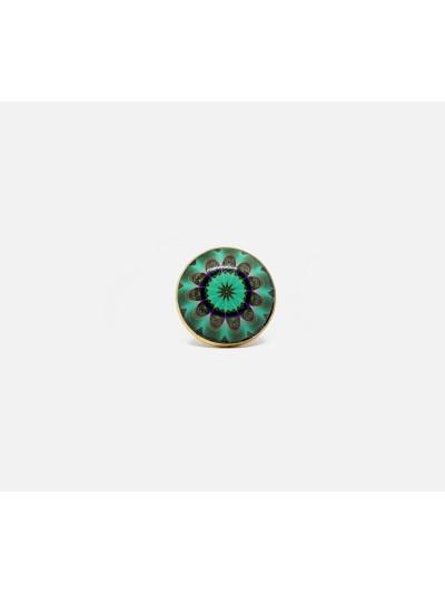 Ring Farbe Grün