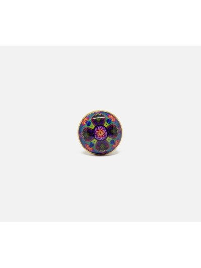 Colorful Resin Ring