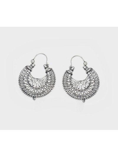 Earrings Tribal Labor Long...