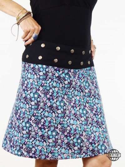 Skirt Belt Summer Snaps -...