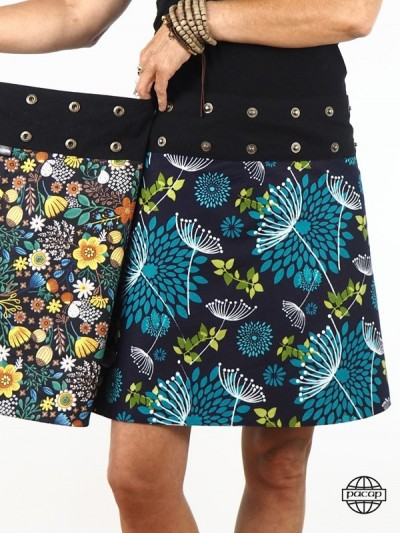 Midi Skirt Short or Long -...