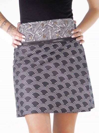 Zip Skirt Size Adjustable...