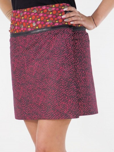 Flared skirt Red 8 1 -...