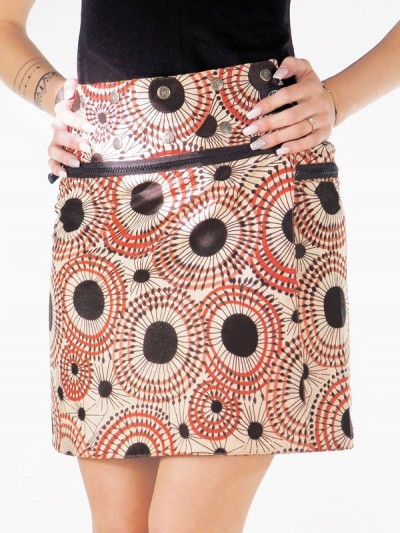 Skirt Detachable Belt and...