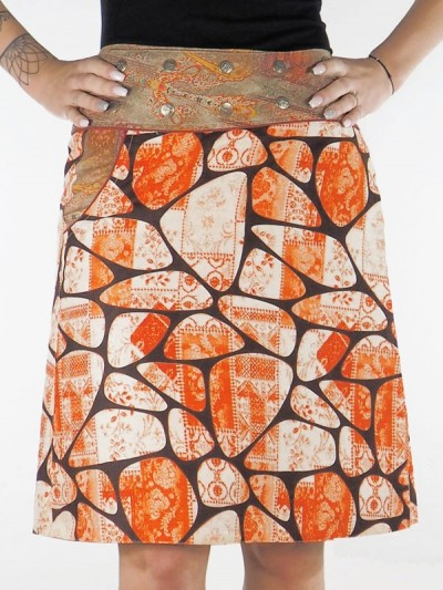 "Skirt ""Long"" Reversible..."