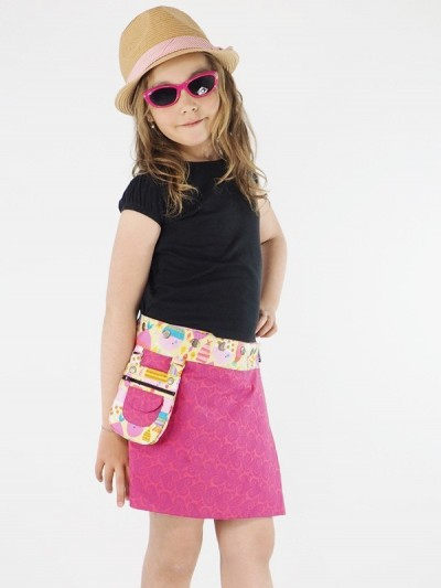 For Little Girl Skirt...