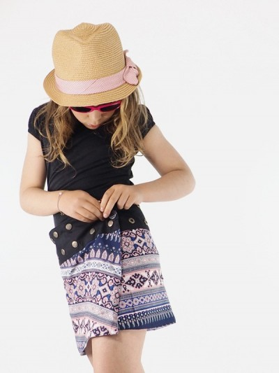 Summer Skirt Child Rayon -...