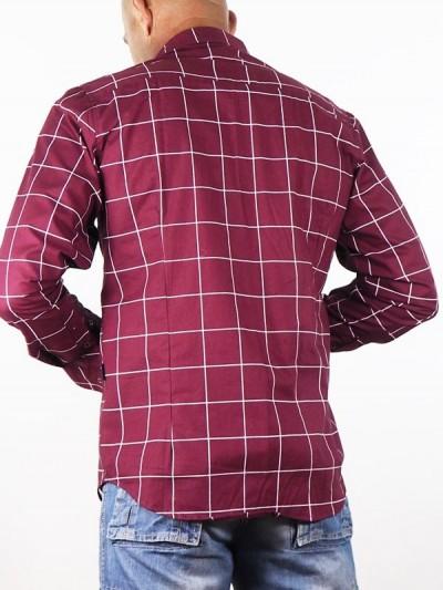 Shirt Man Fliesen Damier...